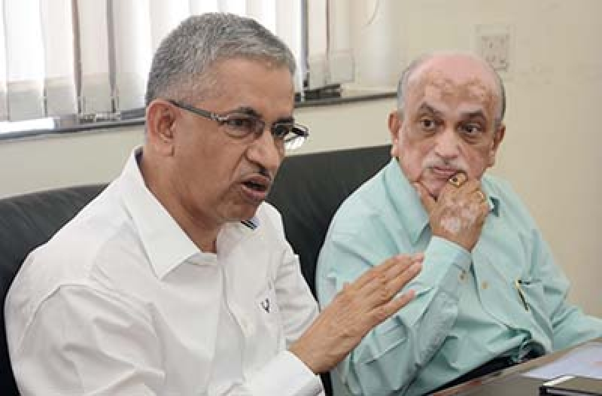 Former top cops react on Urwashi Chudawala's sedition case
