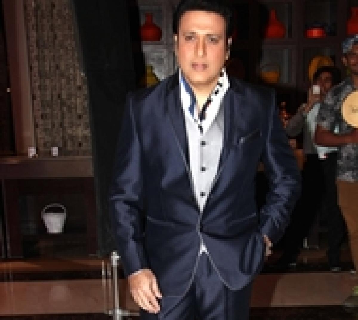 "Actor Govinda inaugurated Sandip Soparrkar's ""3rd India Dance Week"""