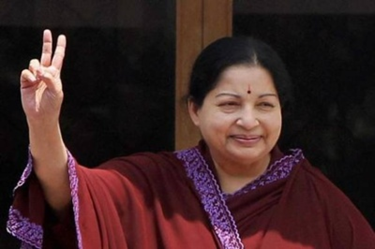 Tamil NaduPolls: Jayalalithaa duly thanks Stalin