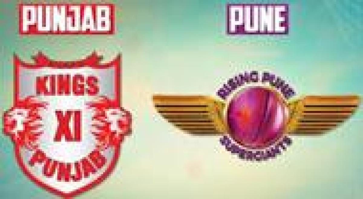 IPL 2016: Pune and Punjab look to end IPL 9 on winning note
