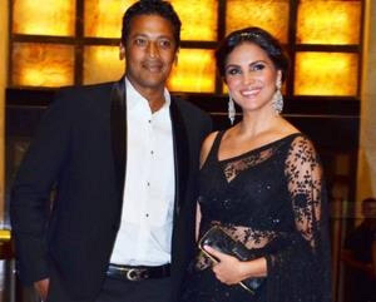 Mahesh Bhupathi, Lara played 'dress up' well for Preity's reception