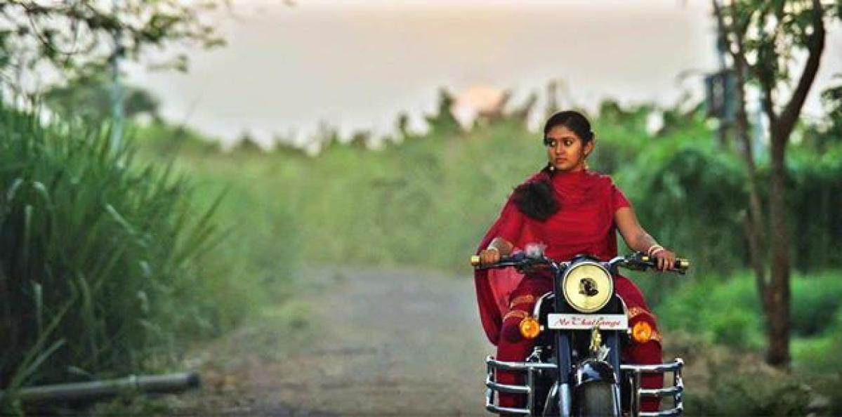 Meet Indias youngest superstar Sairat actress Rinku Rajguru