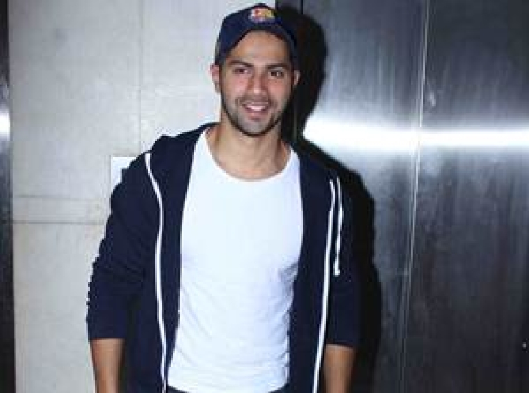 Varun Dhawan shows his dancing skills with 'Beat Pe Booty' challenge