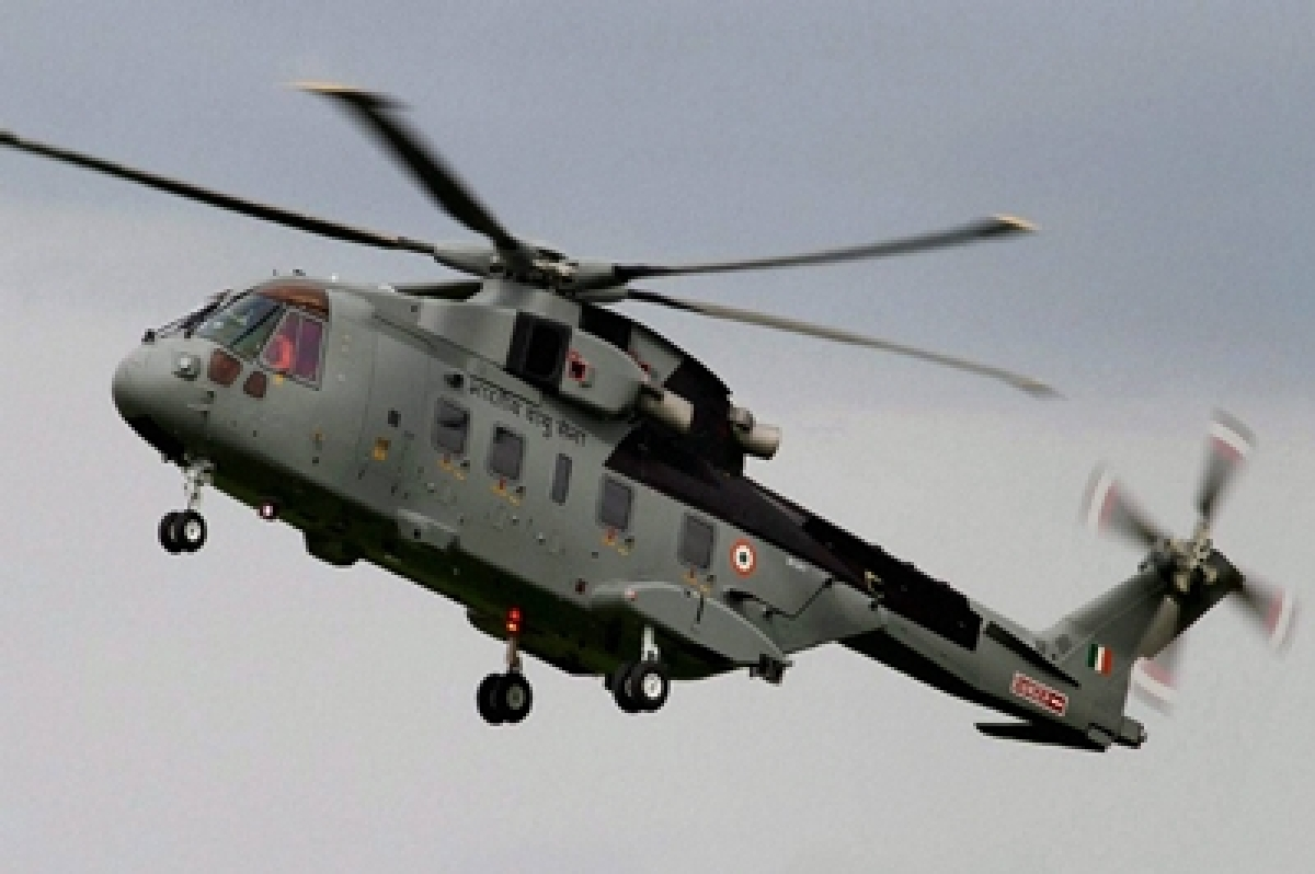 PAC takes up CAG report on AgustaWestland issue