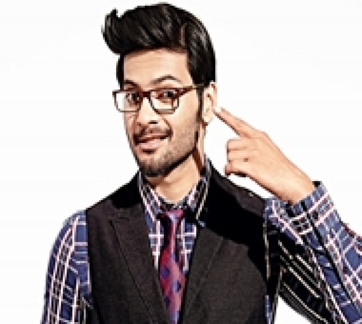 Why was Ali Fazal miffed with an airline staff?