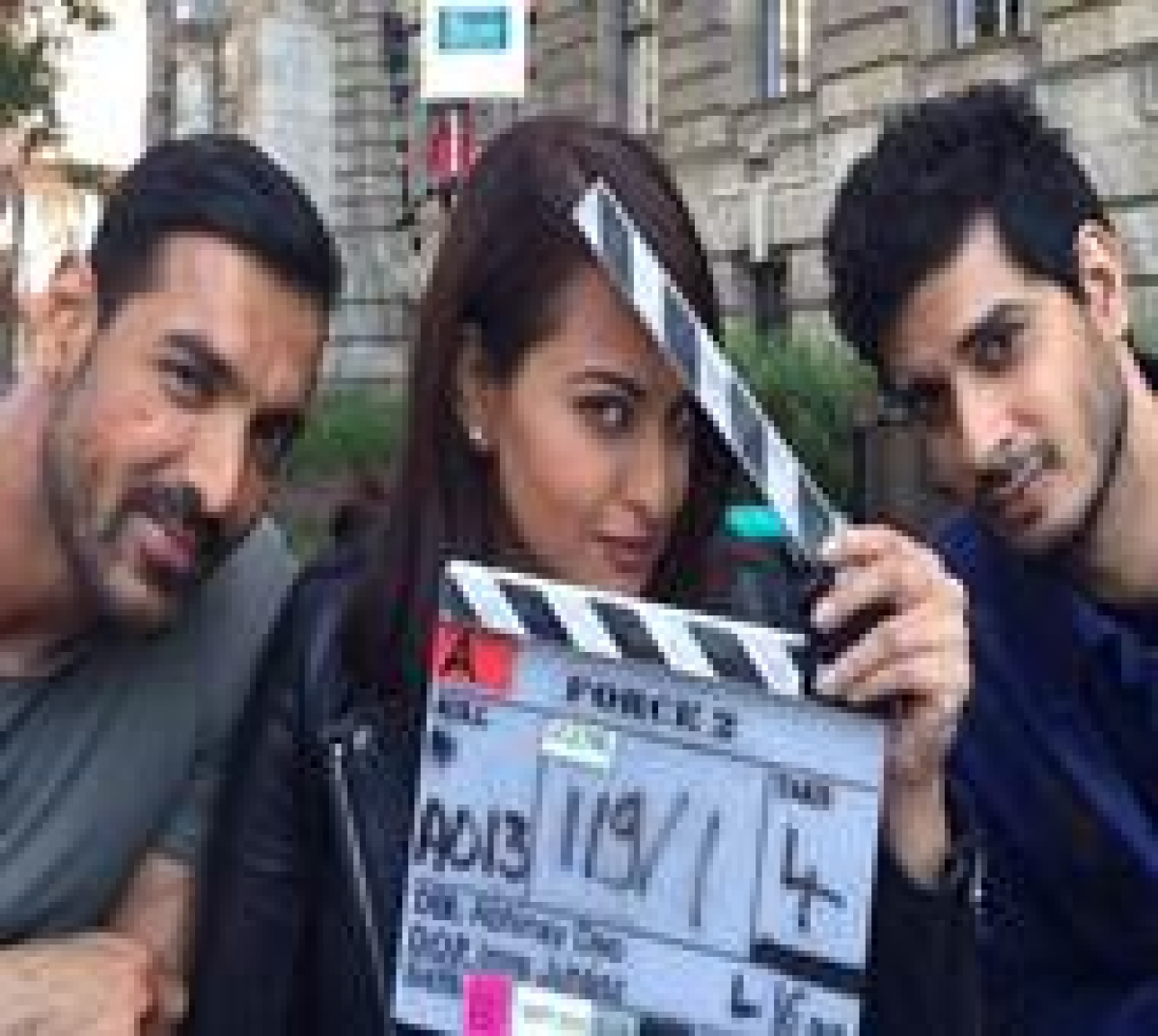 John and Sonakshi's Force 2 to release in mid-November, 2016
