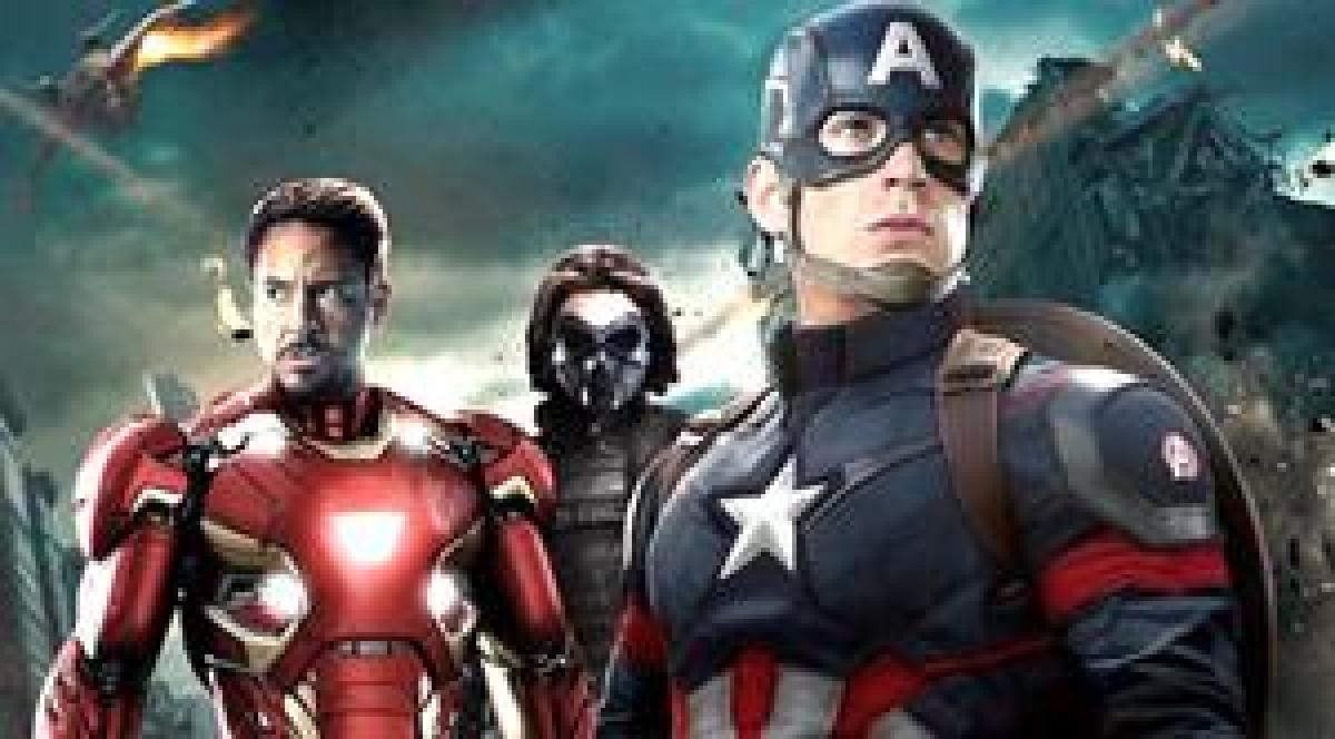 'Captain America' trounces all desi releases