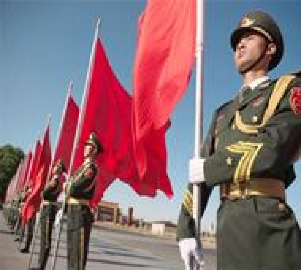 China top general visits Japan WWII chemical weapons site