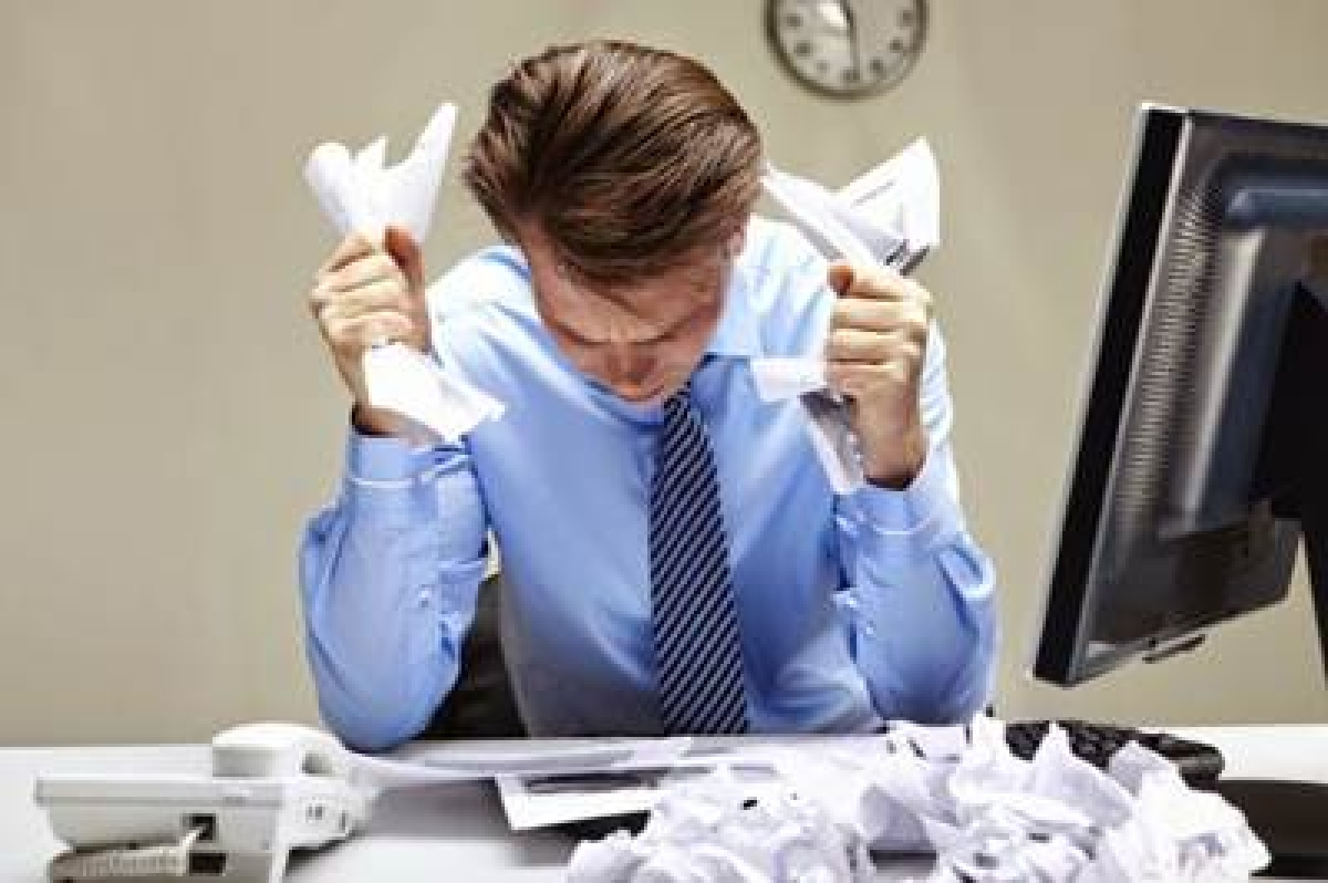 How to overcome 'Work and Career' stress