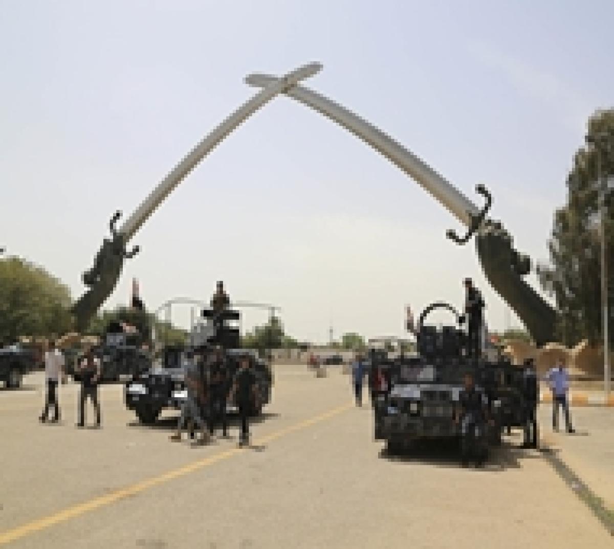 Iraq: Car bombing kills 18 pilgrims in Baghdad