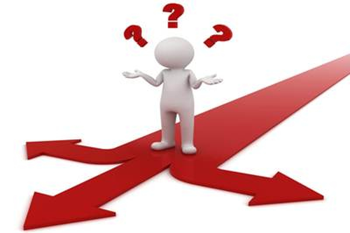 Decisions can shape destinies … so decide carefully