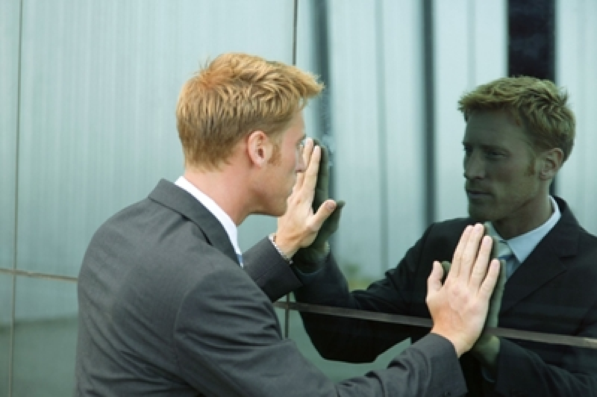 Mirror Image: Ego and intellect wreck the innocence of the self
