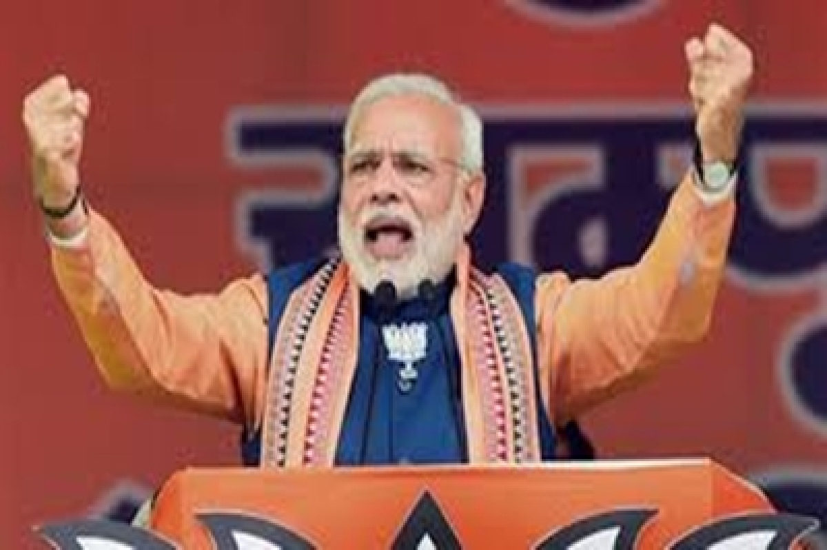 I will not allow nation to tread wrong path: PM Modi