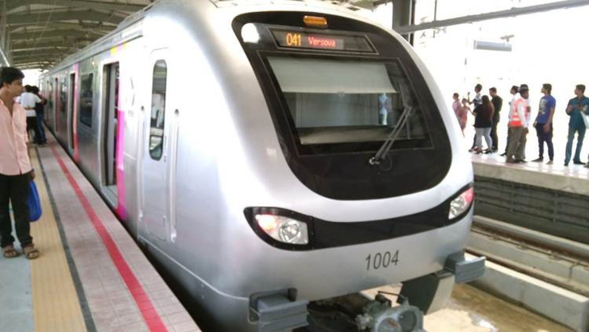 Mumbai Metro One records a ridership of over 1 lakh commuters