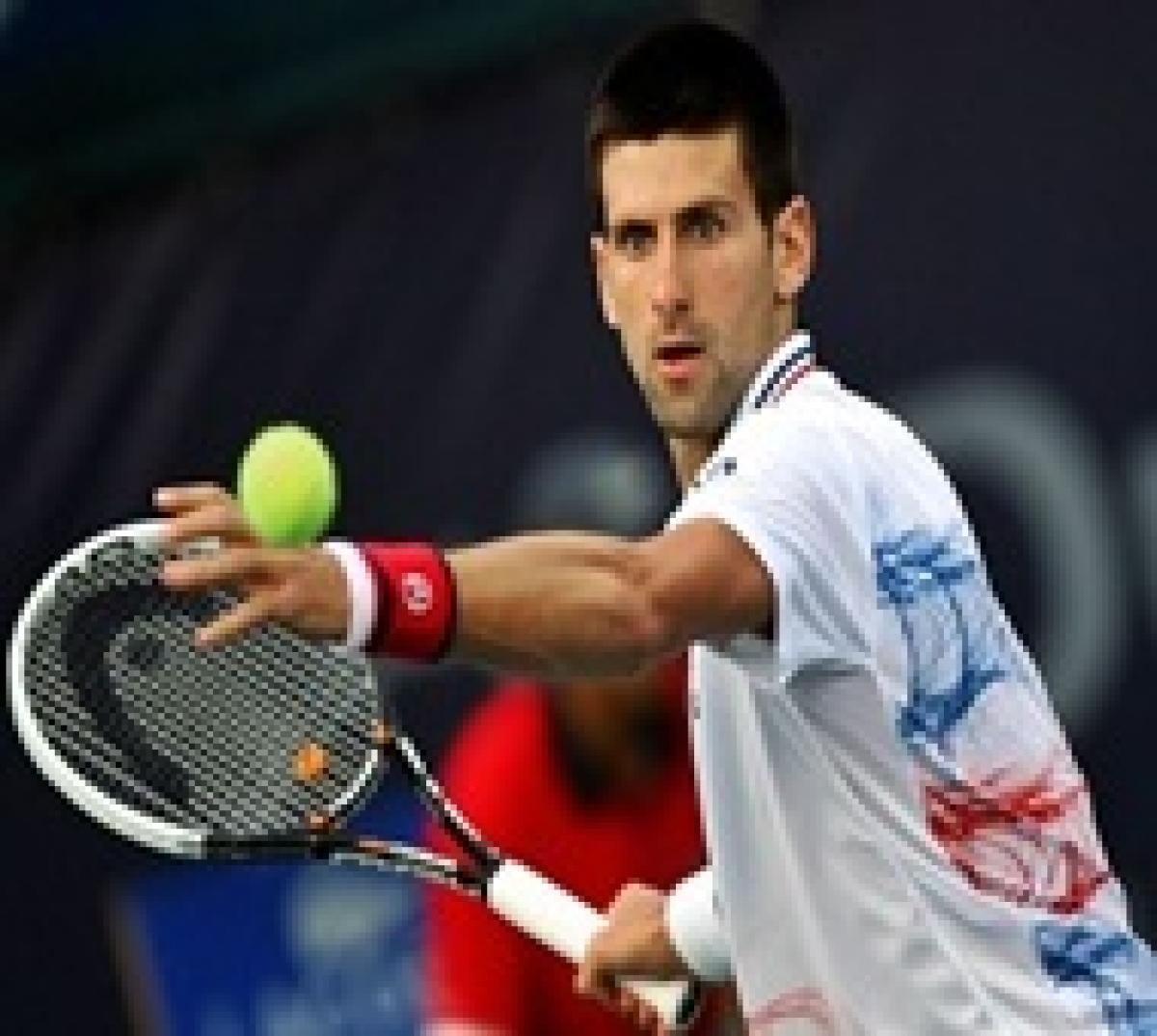 Djokovic sets up semifinal showdown with Nishikori in Madrid