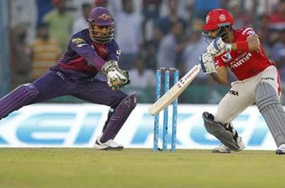 IPL 2016: Punjab elect to bat against Pune