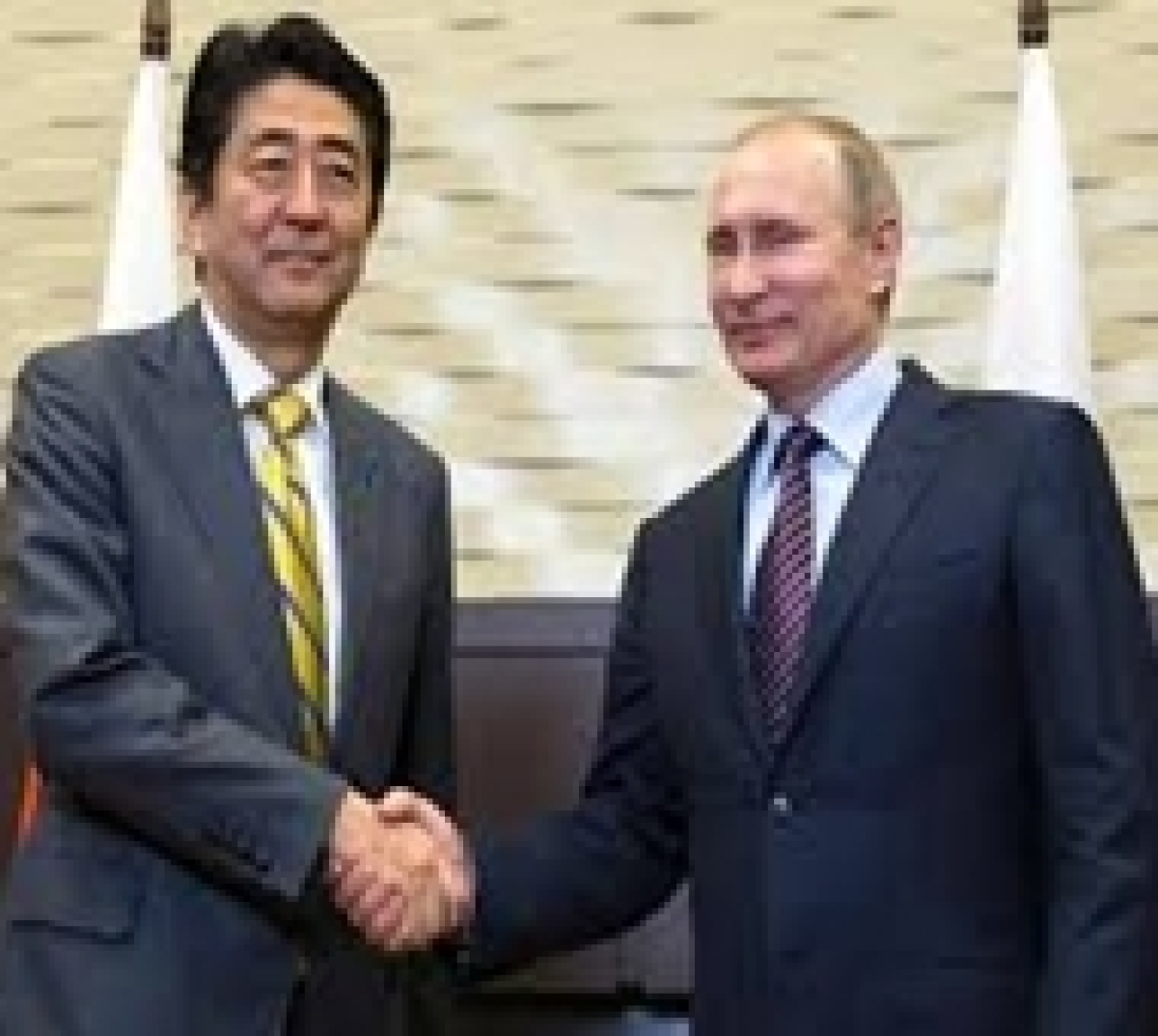 Abe-Putin talks make a headway on island row