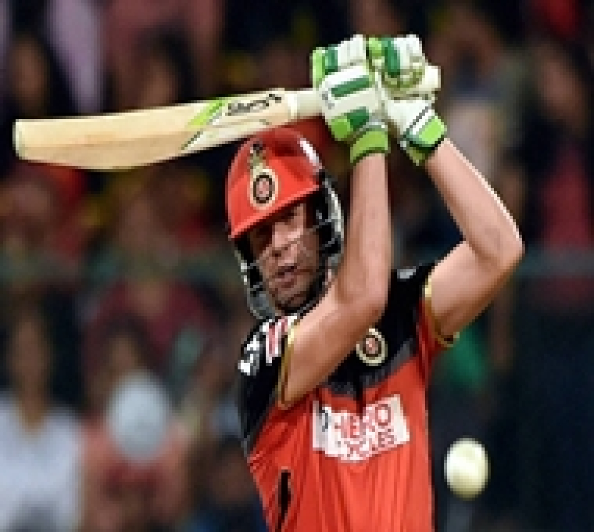 RCB recover to post 151/4 against MI