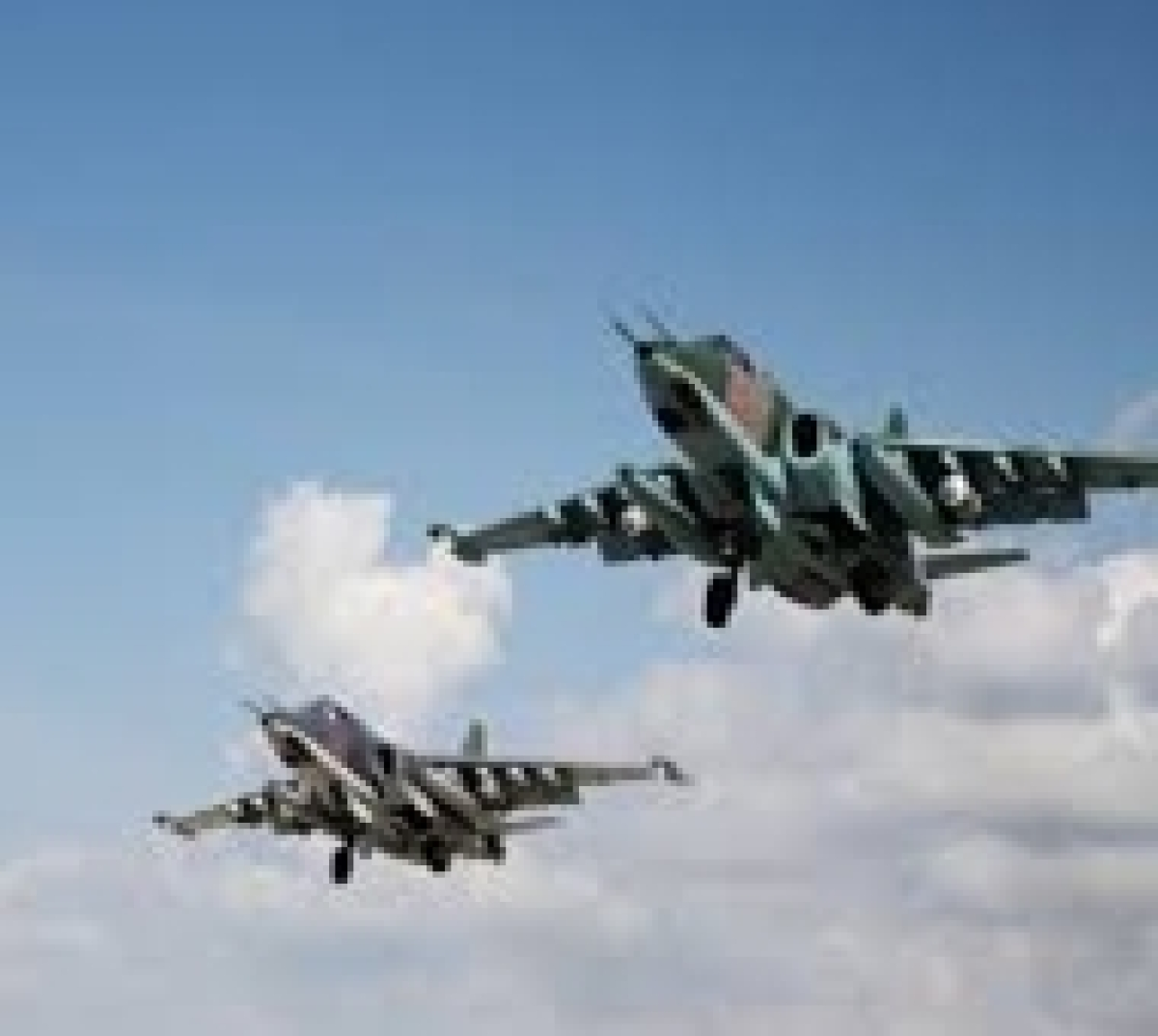Russia pulls all Su-25 fighters out of Syria