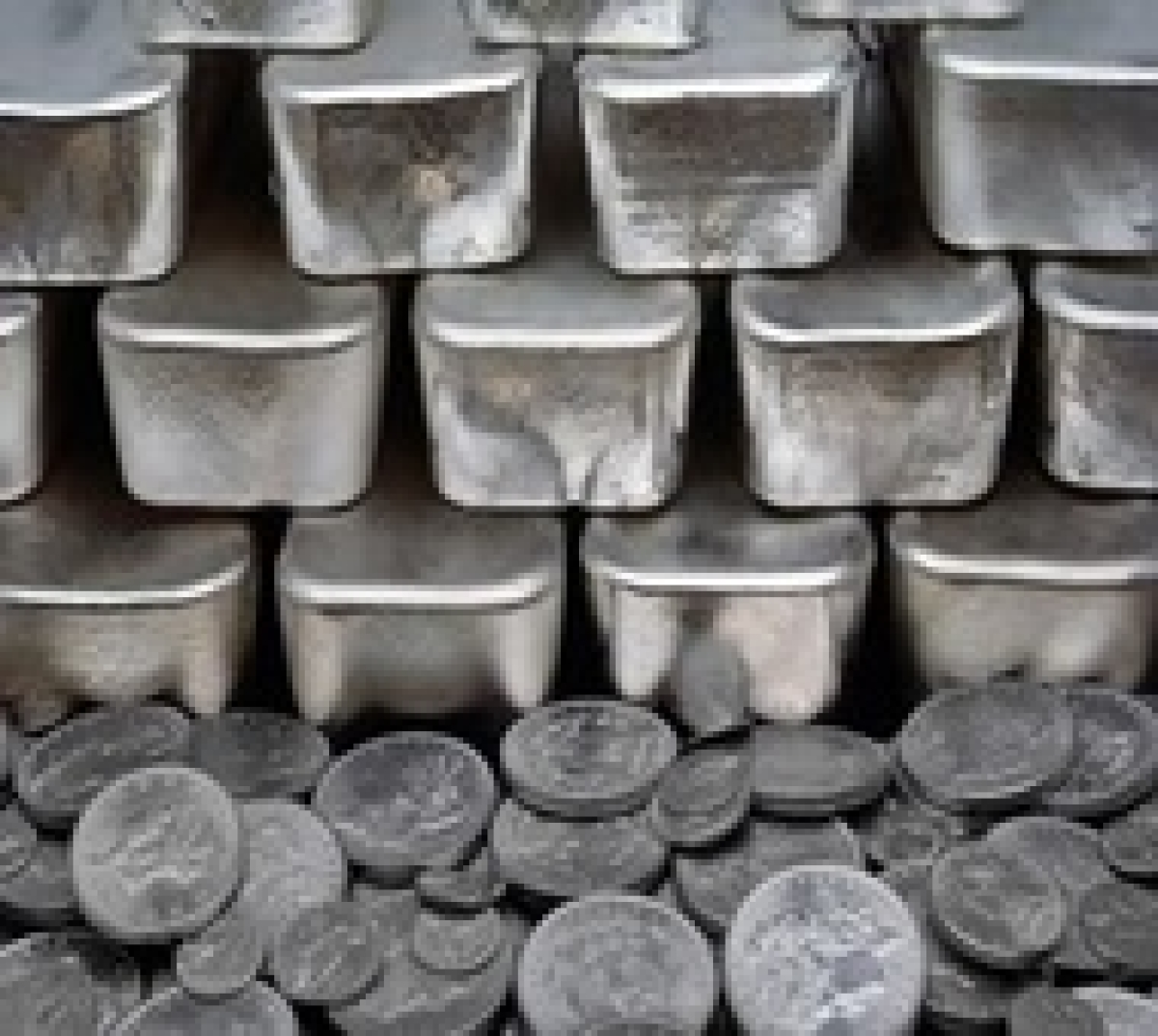 Silver futures down Rs 123 on profit-booking
