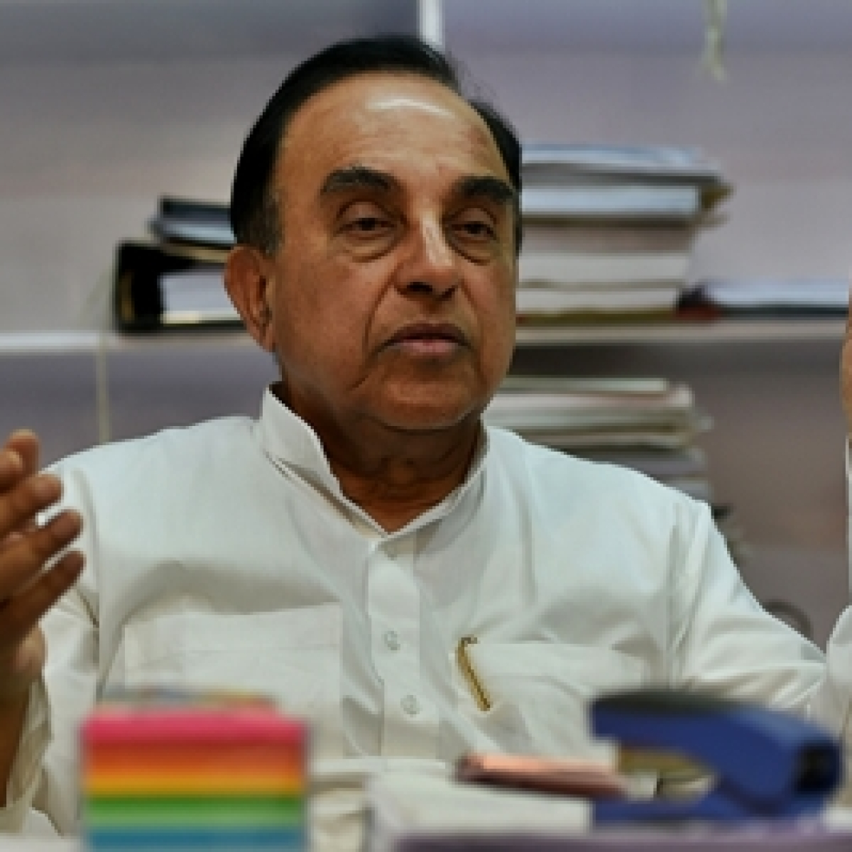 'This deal is wholly anti-national': Subramanian Swamy threatens to move court over Centre's decision to sell 100 per cent stake of Air India