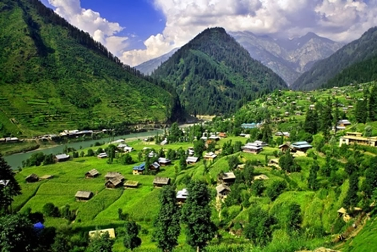 In search of real Kashmir