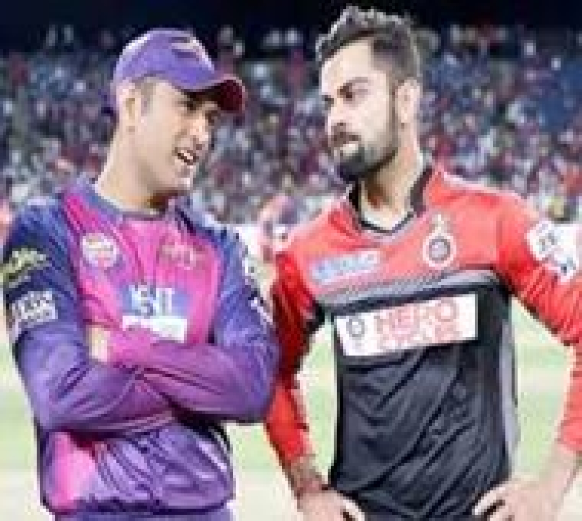Come September, it could be Virat vs Dhoni at Houston