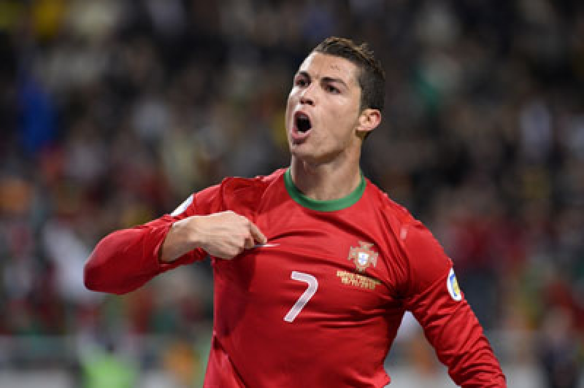 'Ronaldo is the best at the moment'