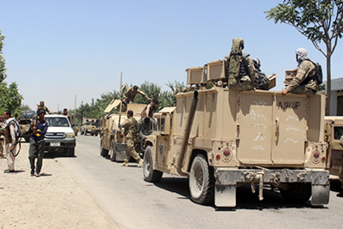 Afghanistan: 5 Taliban terrorists killed by forces in Faryab province
