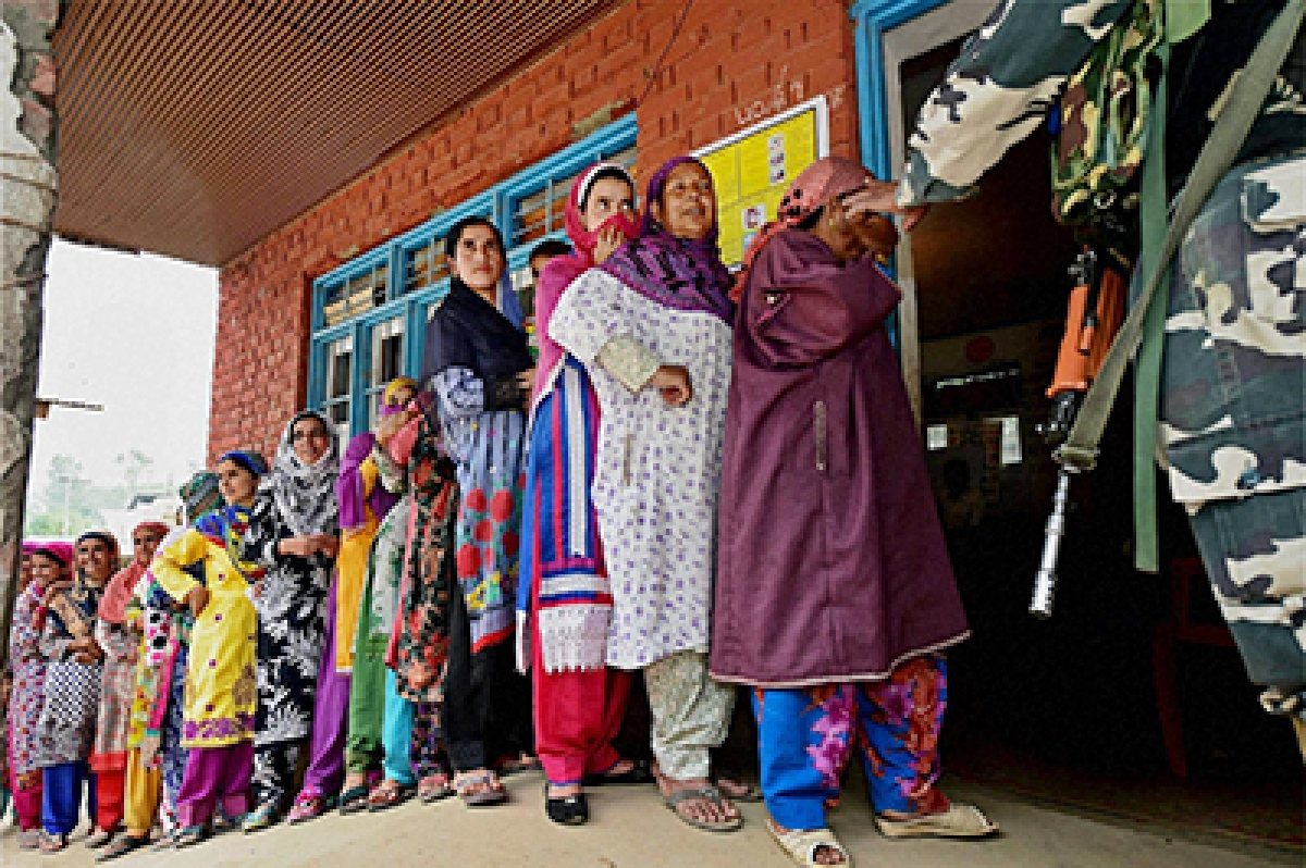 Worrying signs in Kashmir bypolls