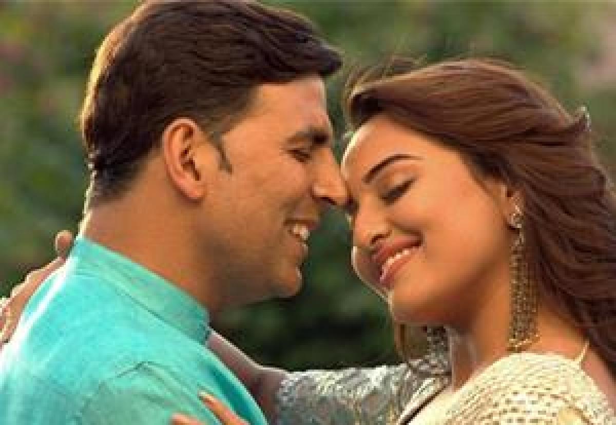 Akshay Kumar and Sonakshi Sinha starrer 'Namastey England' shelved