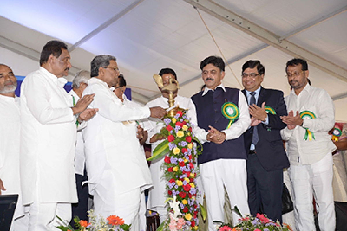 CM inaugurates commencement of work for CCPP set up by BHEL