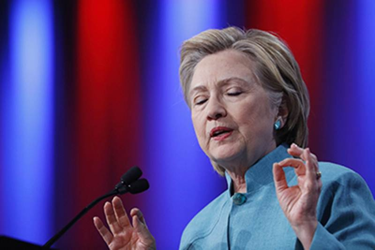 'Hillary's legacy is death, destruction, weakness'
