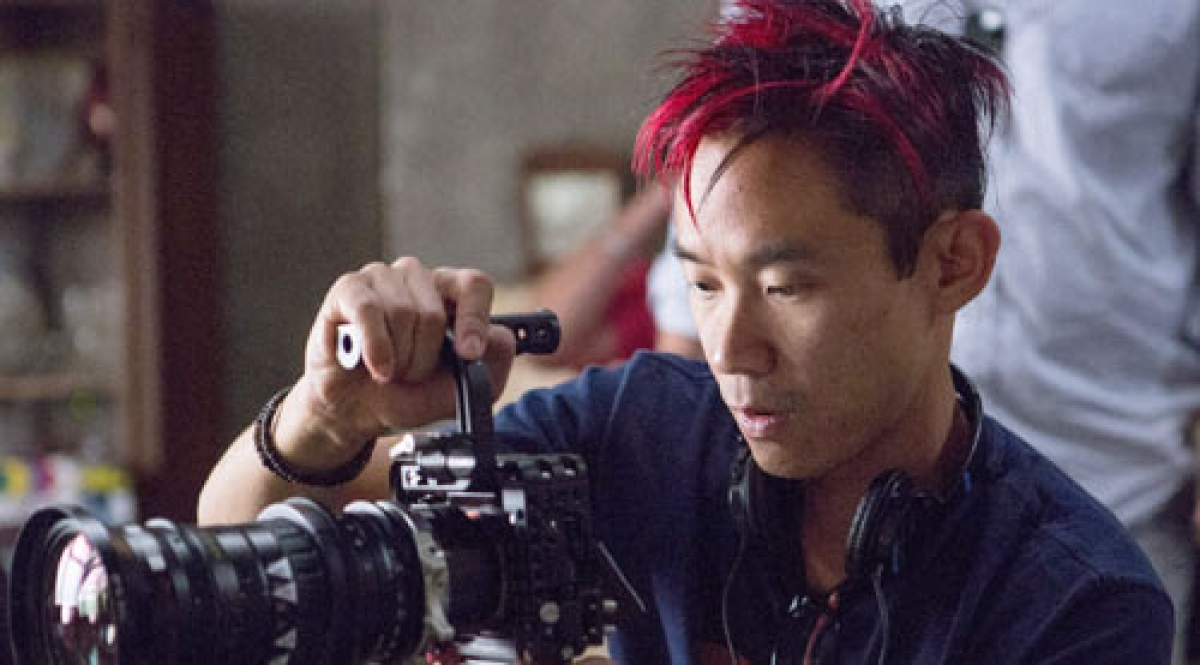 Meet the director of 'The Conjuring 2': James Wan