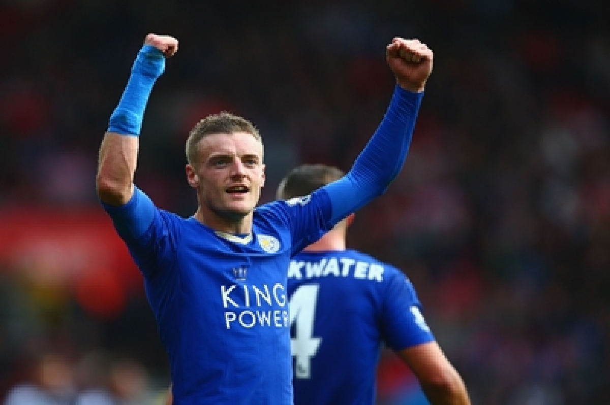Vardy will stay at Leicester: Wenger