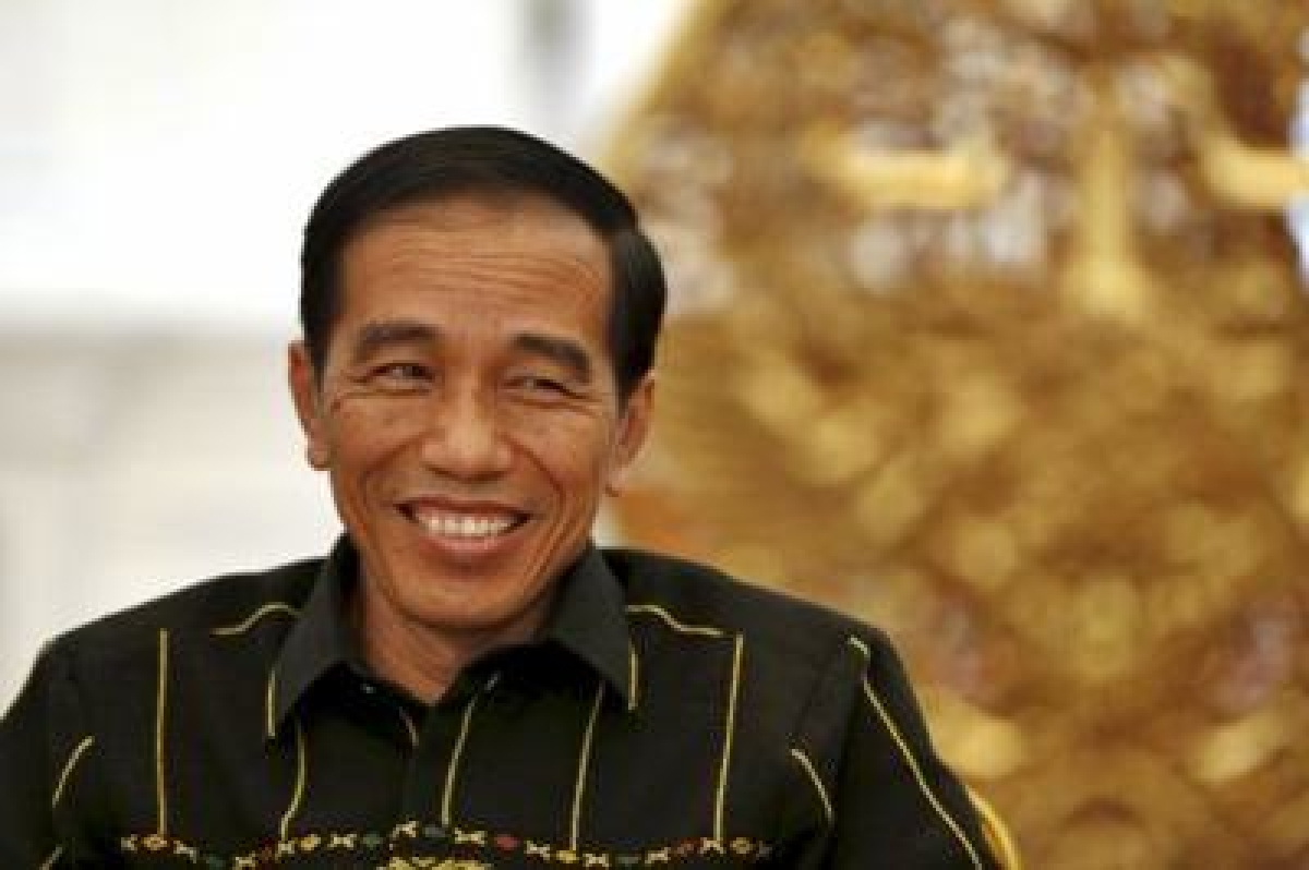 Indonesia's President visits Natuna in the South China Sea