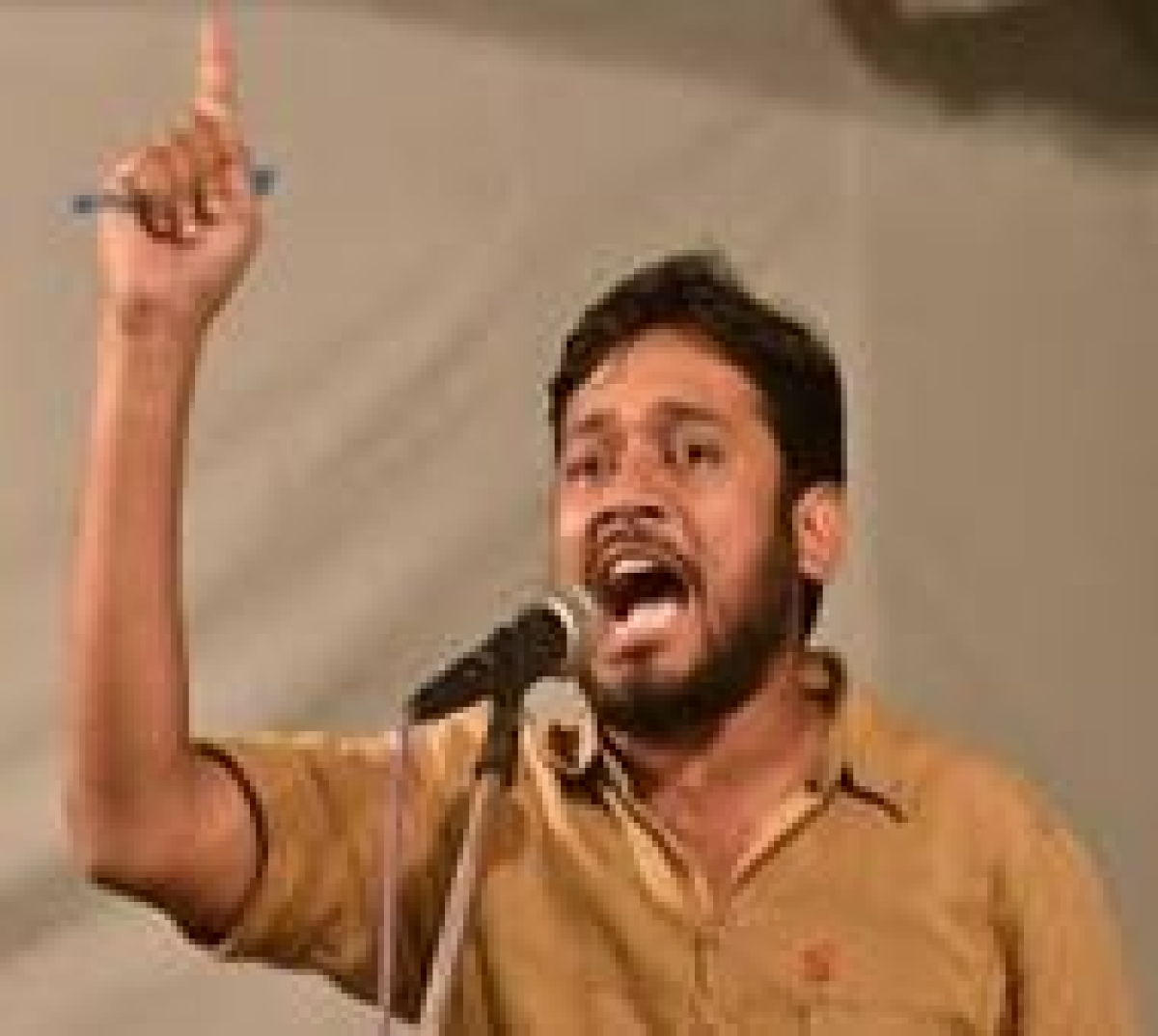 JNU students union president Kanhaiya Kumar detained in Delhi