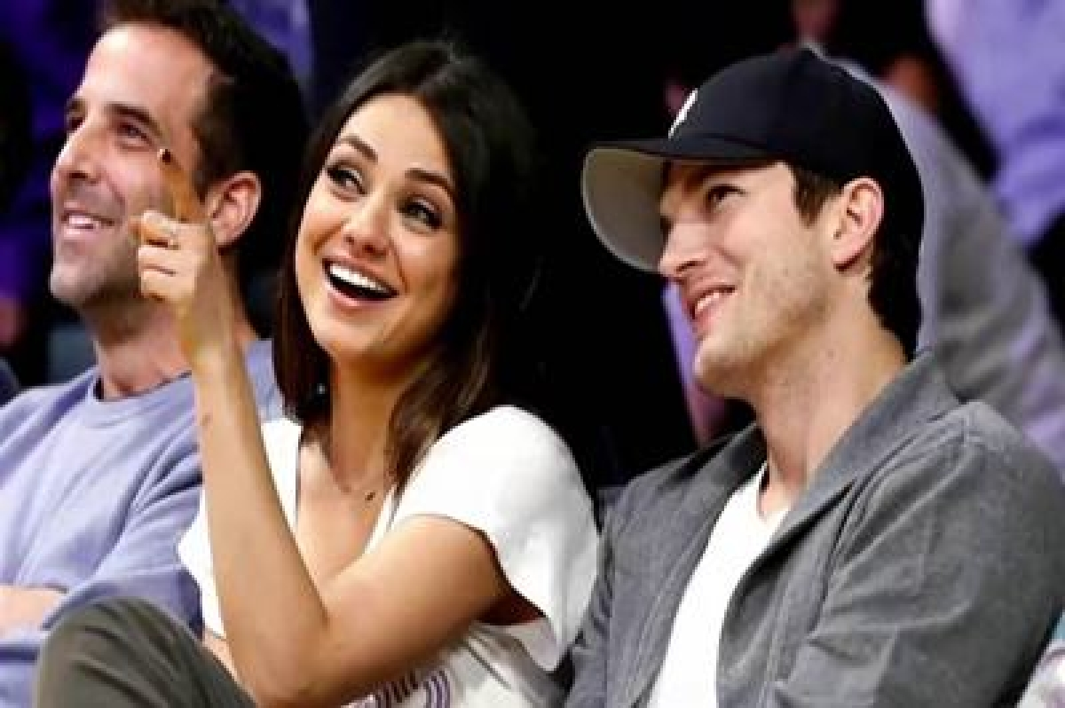 Mila Kunis, Ashton Kutcher 'thrilled' about baby no. 2
