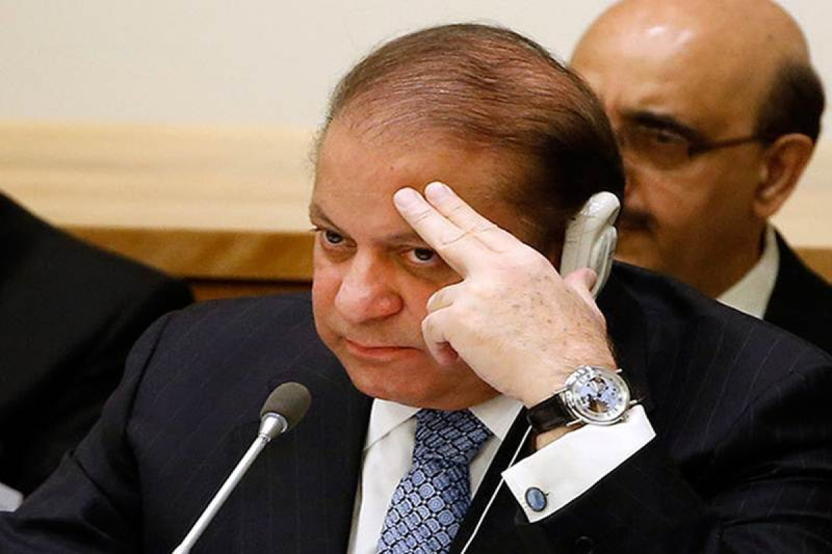 Kashmir Issue: Sharif seeks US help to resolve issues with India