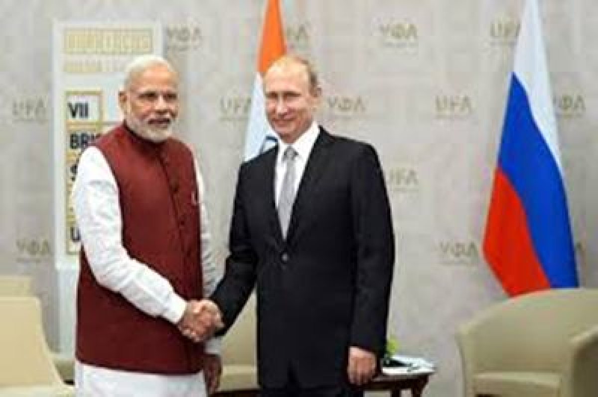 PM Modi holds bilateral talks with Putin, thanks Russia for SCO support