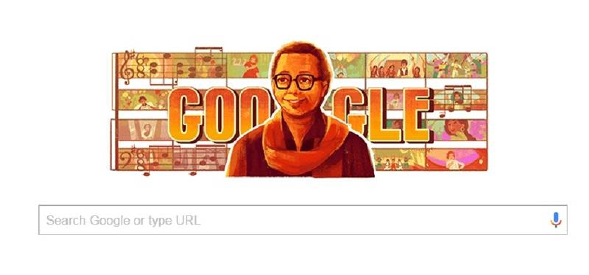 Google celebrates R D Burman's 77th birthday with doodle