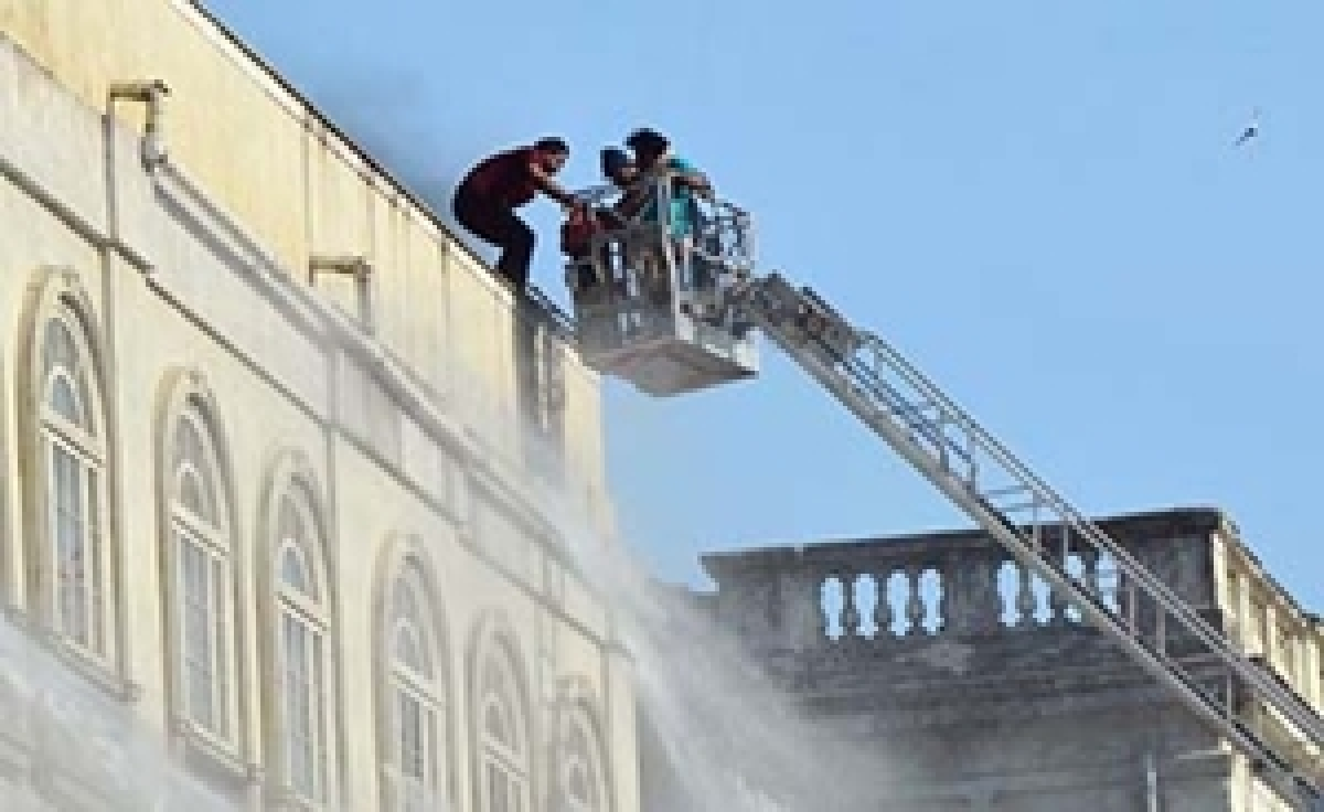 Colaba Fire: Enough cause for worry