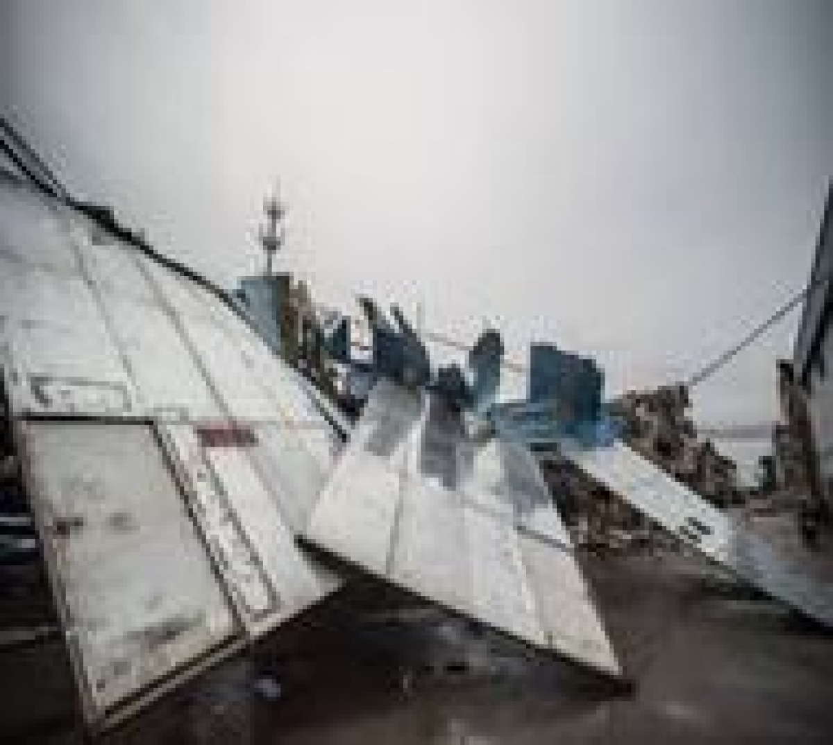 1 killed, 11 injured as Tornado hits south China