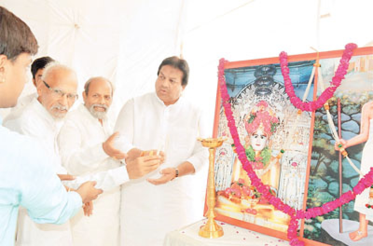 8-day Madhukar Gyanopasana girls camp inaugurated