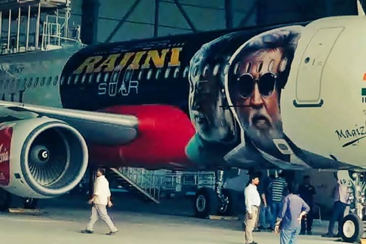 'Kabali' airline took over a month to design