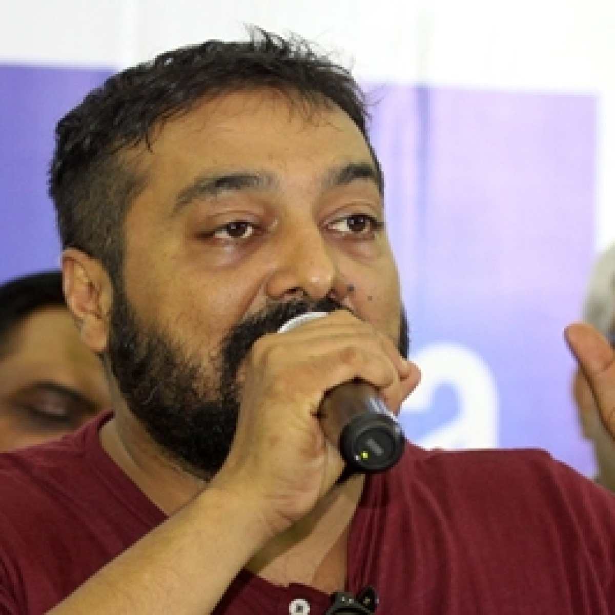 'I would truly appreciate if the Gandhis just retire': Anurag Kashyap