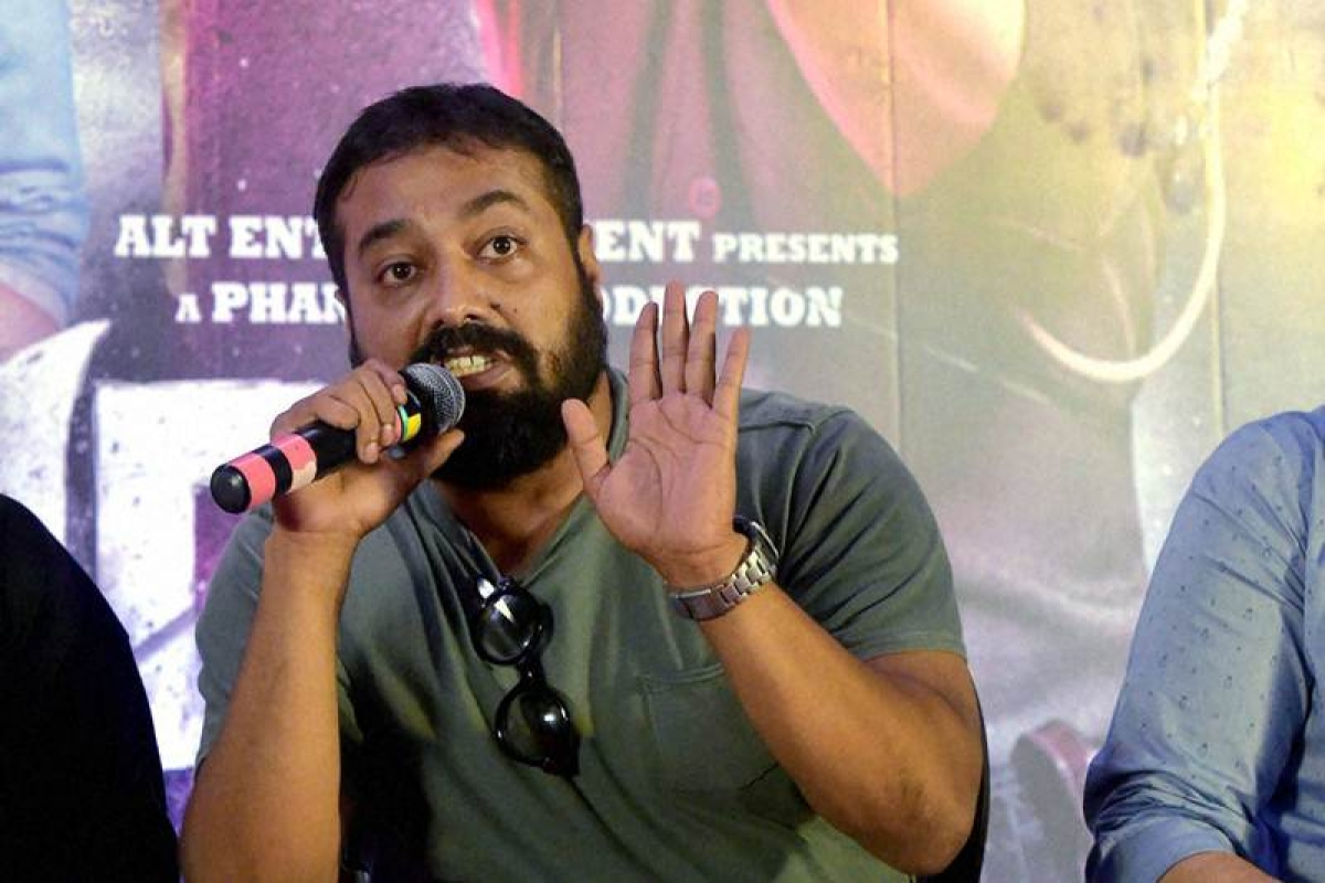 'Learn VFX': Anurag Kashyap responds to Shefali Vaidya's tweet claiming Aishe Ghosh faked her injuries