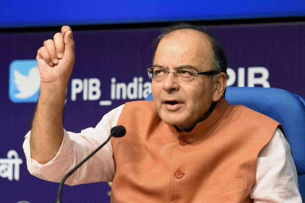 India to decide on projects to be referred to AIIB: Jaitley