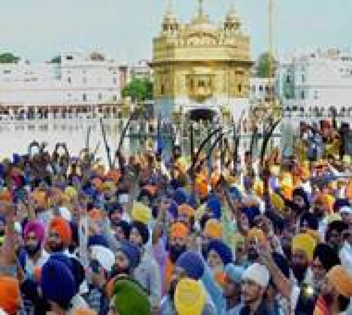 Operation Bluestar anniversary: prayers offered at Golden Temple