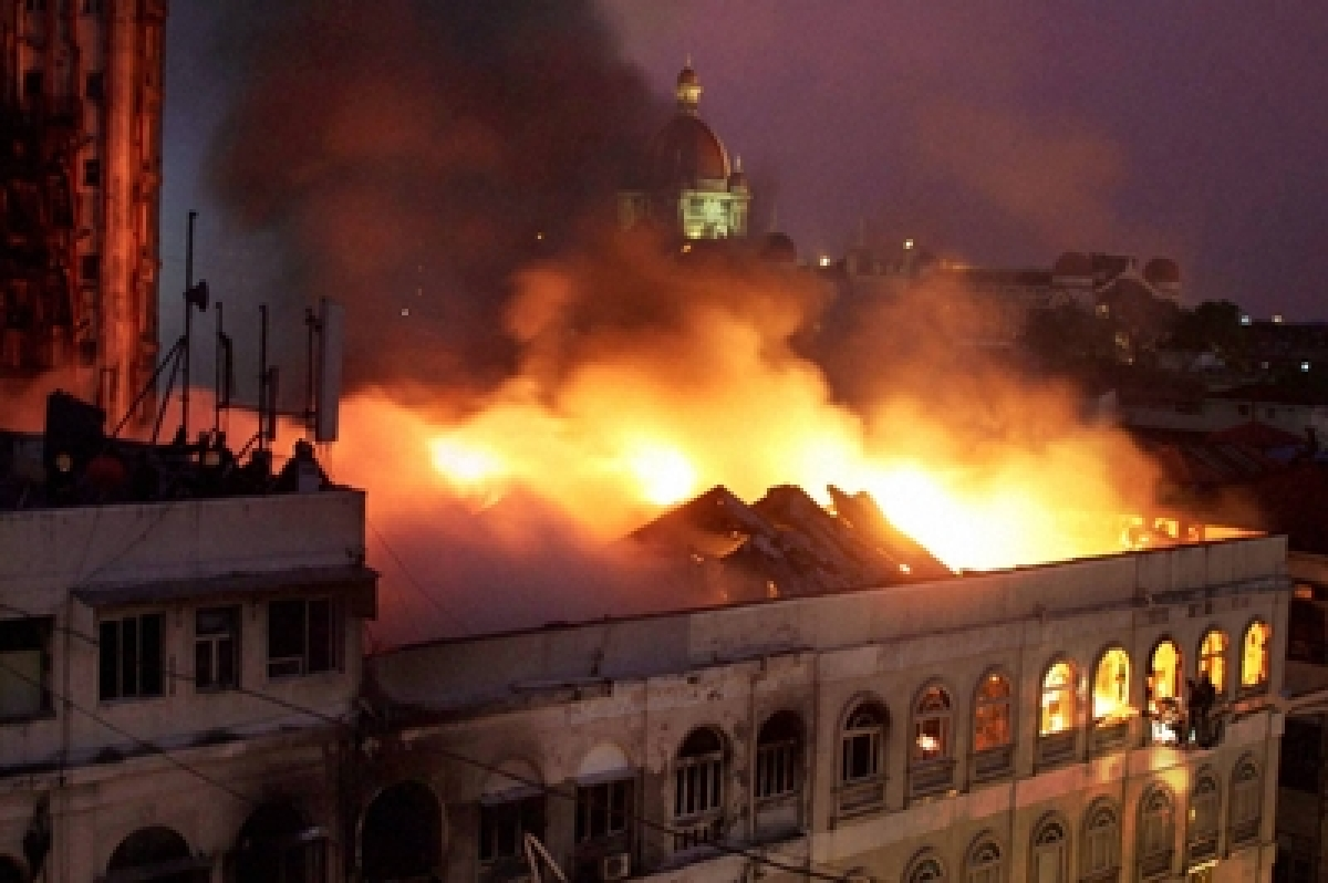 Colaba Fire: Metro House may have to be razed